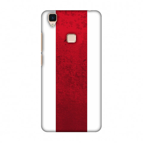 Love For Costa Rica Slim Hard Shell Case For Vivo V3