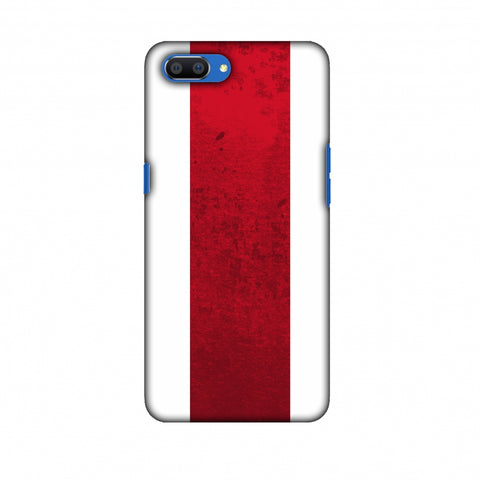 Love For Costa Rica Slim Hard Shell Case For Oppo Realme C1