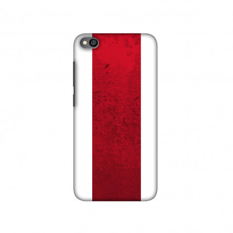 Football - Love For Costa Rica Slim Hard Shell Case For Redmi Go