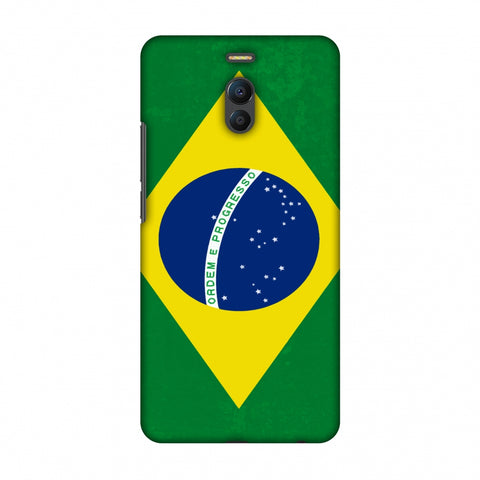 Love For Brazil Slim Hard Shell Case For Meizu Note 6