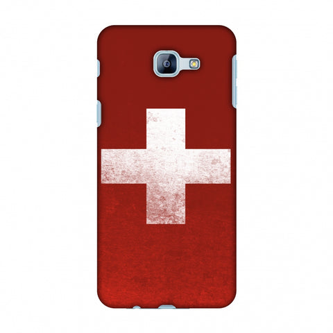 Love For SwitzerlAnd Slim Hard Shell Case For Samsung Galaxy A8 2016
