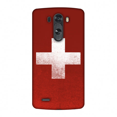 Love For SwitzerlAnd Slim Hard Shell Case For LG G4