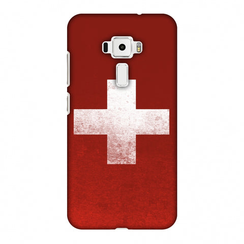 Love For SwitzerlAnd Slim Hard Shell Case For Asus Zenfone 3 ZE520KL