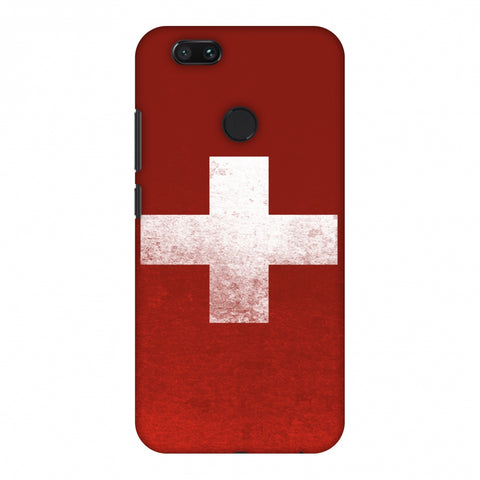 Love For SwitzerlAnd Slim Hard Shell Case For Xiaomi MI A1-5X