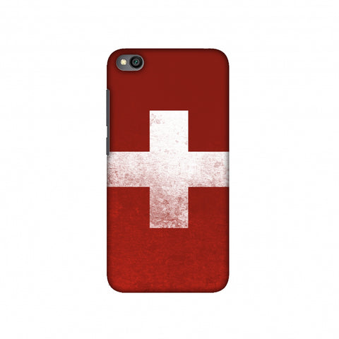 Football - Love For SwitzerlAnd Slim Hard Shell Case For Redmi Go
