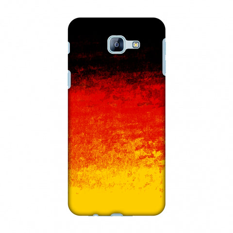 Love For Belgium Slim Hard Shell Case For Samsung Galaxy A8 2016