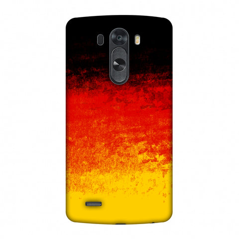 Love For Belgium Slim Hard Shell Case For LG G4