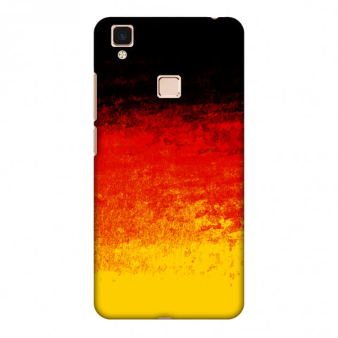 Love For Belgium Slim Hard Shell Case For Vivo V3 Max