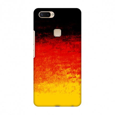 Love For Belgium Slim Hard Shell Case For Vivo X20 Plus