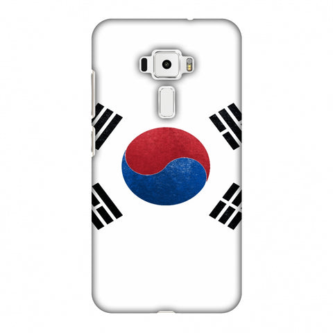 Love For South Korea Slim Hard Shell Case For Asus Zenfone 3 ZE520KL
