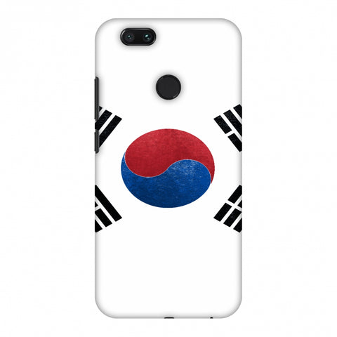 Love For South Korea Slim Hard Shell Case For Xiaomi MI A1-5X