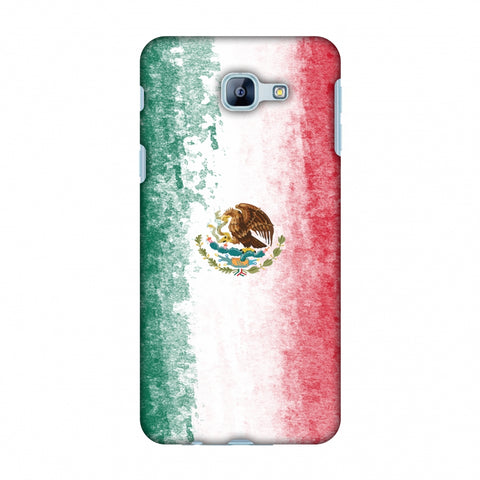 Love For Mexico Slim Hard Shell Case For Samsung Galaxy A8 2016