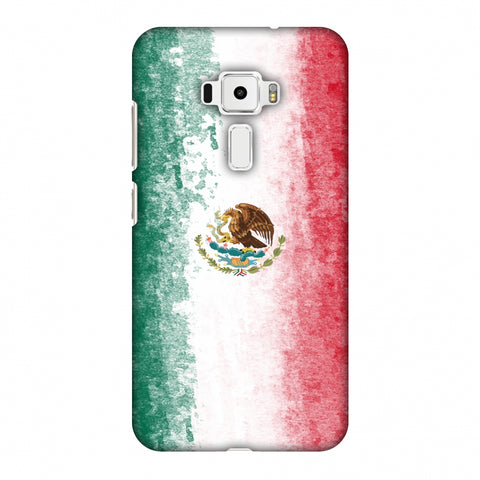 Love For Mexico Slim Hard Shell Case For Asus Zenfone 3 ZE520KL