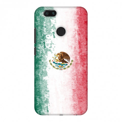 Love For Mexico Slim Hard Shell Case For Xiaomi MI A1-5X