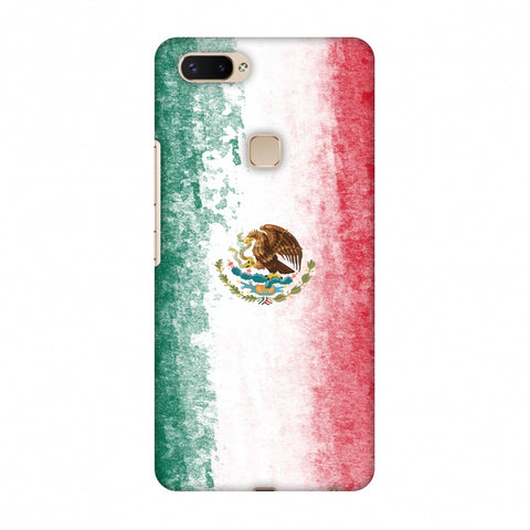 Love For Mexico Slim Hard Shell Case For Vivo X20 Plus