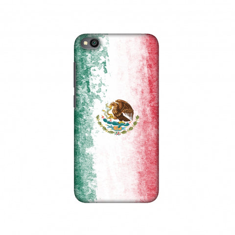 Football - Love For Mexico Slim Hard Shell Case For Redmi Go