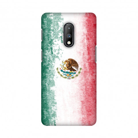 Soccer - Love For Mexico Slim Hard Shell Case For OnePlus 7