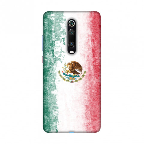 Football - Love For Mexico Slim Hard Shell Case For Redmi K20/K20 Pro