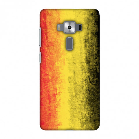Love For Germany Slim Hard Shell Case For Asus Zenfone 3 Deluxe ZS570KL
