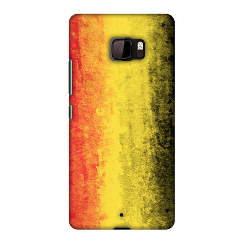 Love For Germany Slim Hard Shell Case For HTC U Ultra