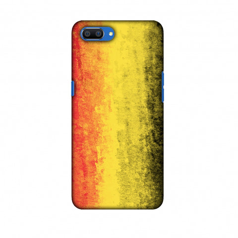 Love For Germany Slim Hard Shell Case For Oppo Realme C1