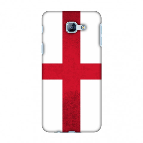 Love For England Slim Hard Shell Case For Samsung Galaxy A8 2016