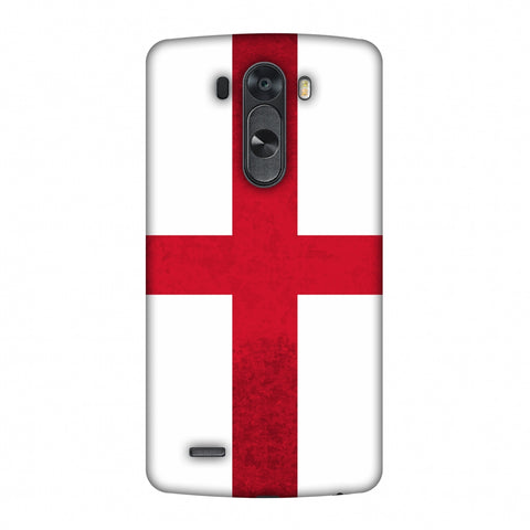 Love For England Slim Hard Shell Case For LG G4