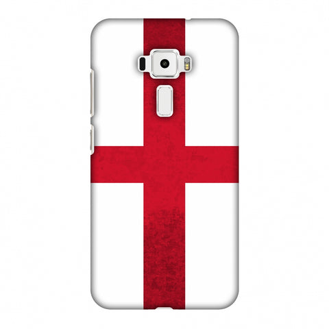 Love For England Slim Hard Shell Case For Asus Zenfone 3 ZE520KL