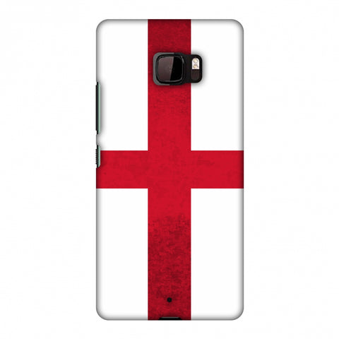 Love For England Slim Hard Shell Case For HTC U Ultra