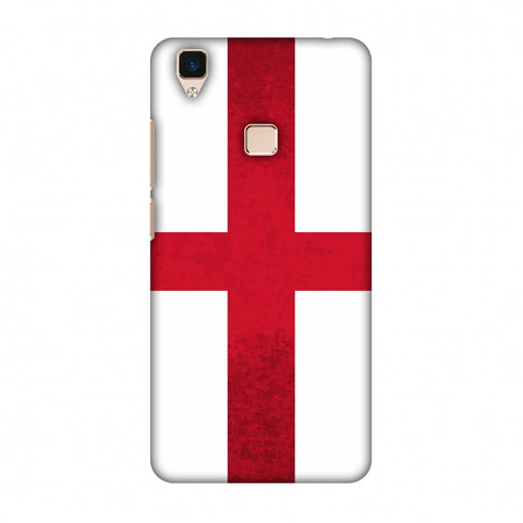 Love For England Slim Hard Shell Case For Vivo V3