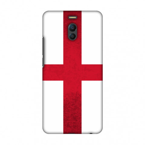 Love For England Slim Hard Shell Case For Meizu Note 6