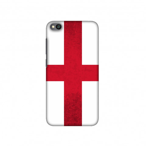Football - Love For EnglAnd Slim Hard Shell Case For Redmi Go