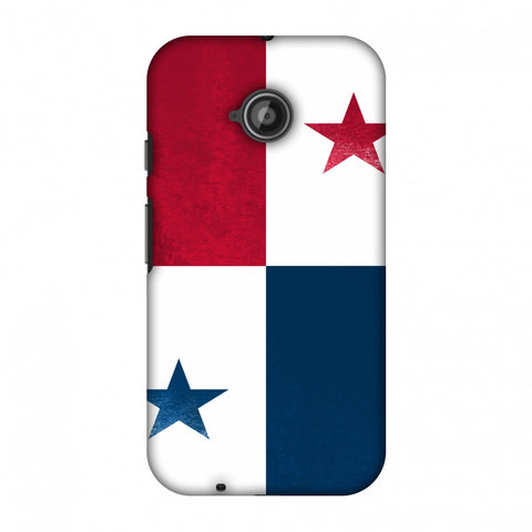 Love For Panama Slim Hard Shell Case For Motorola Moto E 2nd Gen