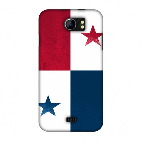 Love For Panama Slim Hard Shell Case For Micromax Canvas 2 A110