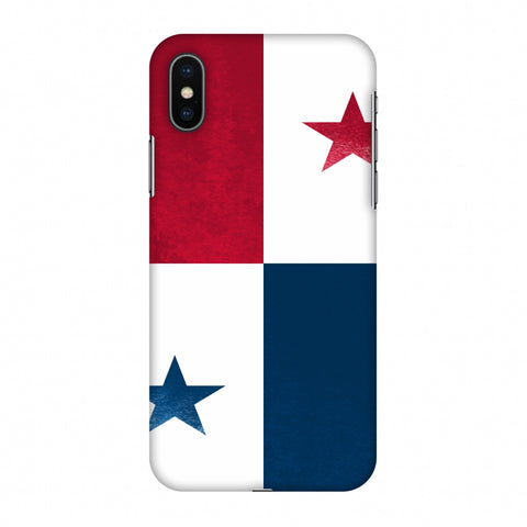 Love For Panama Slim Hard Shell Case For Apple iPhone X