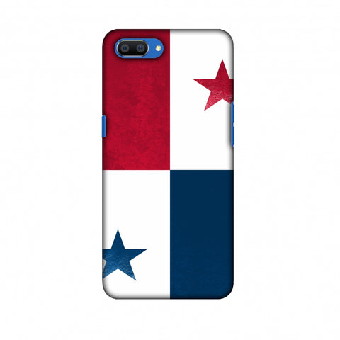 Love For Panama Slim Hard Shell Case For Oppo Realme C1
