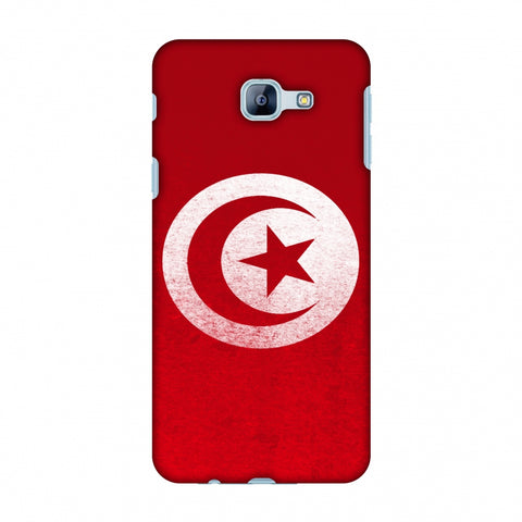 Love For Tunisia Slim Hard Shell Case For Samsung Galaxy A8 2016