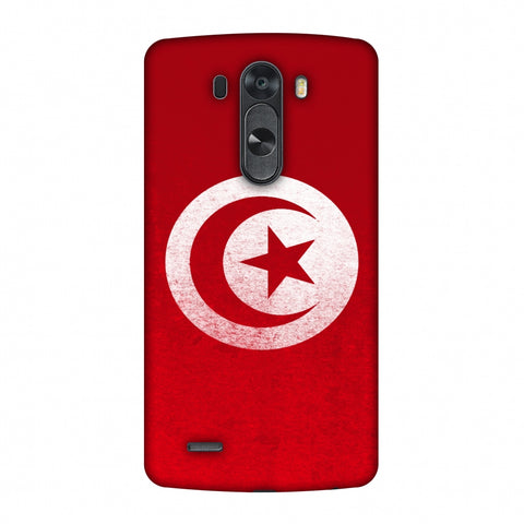 Love For Tunisia Slim Hard Shell Case For LG G4