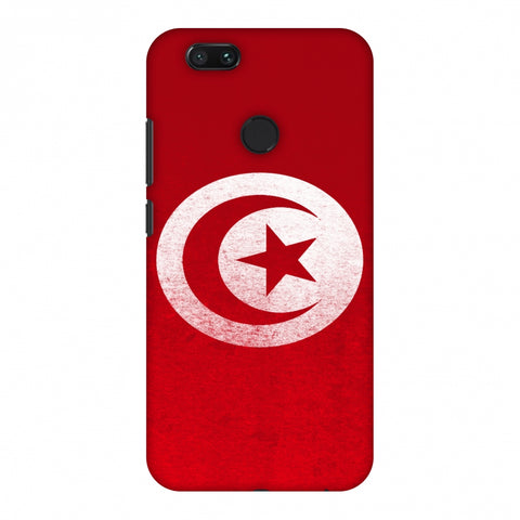 Love For Tunisia Slim Hard Shell Case For Xiaomi MI A1-5X