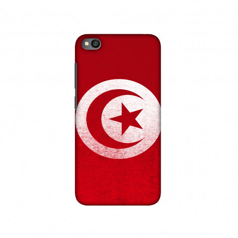 Football - Love For Tunisia Slim Hard Shell Case For Redmi Go