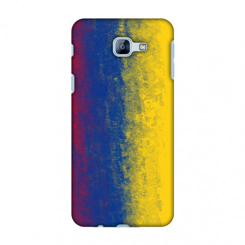 Love For Colombia Slim Hard Shell Case For Samsung Galaxy A8 2016