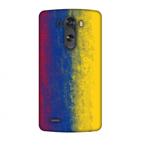 Love For Colombia Slim Hard Shell Case For LG G4