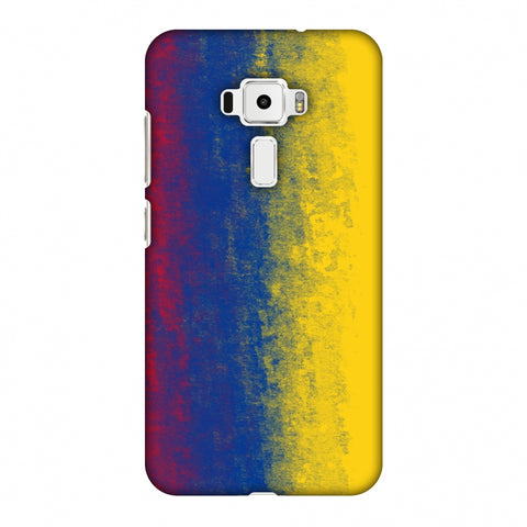Love For Colombia Slim Hard Shell Case For Asus Zenfone 3 ZE520KL