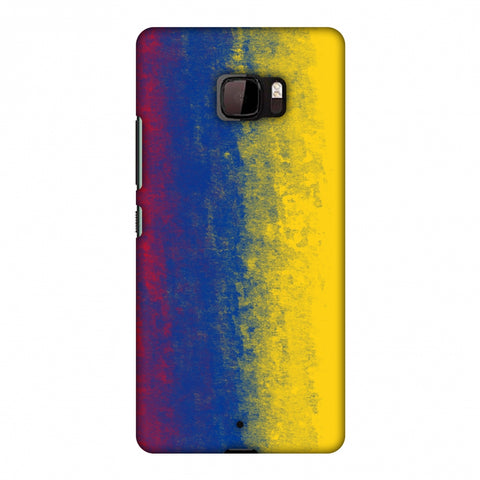 Love For Colombia Slim Hard Shell Case For HTC U Ultra