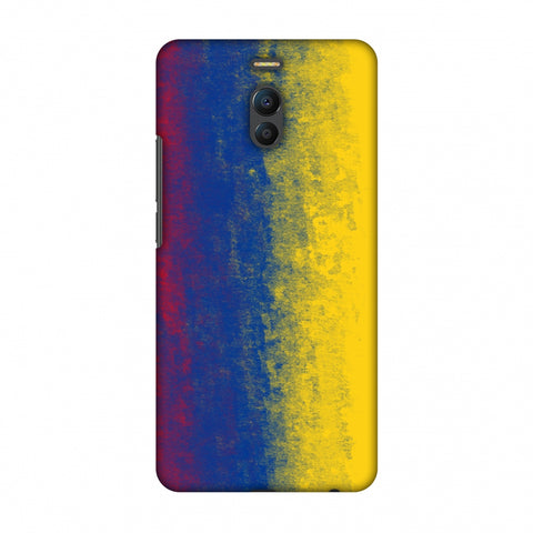 Love For Colombia Slim Hard Shell Case For Meizu Note 6