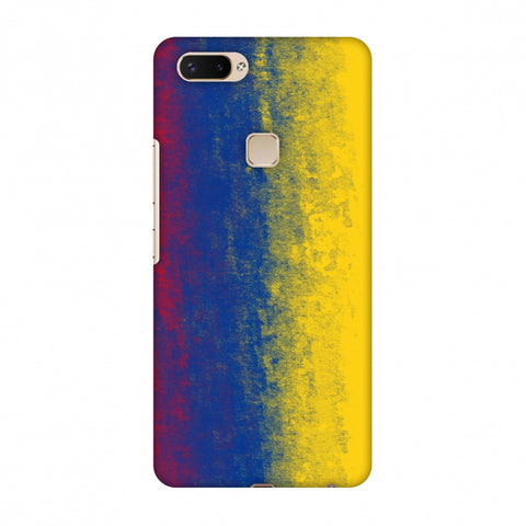 Love For Colombia Slim Hard Shell Case For Vivo X20 Plus