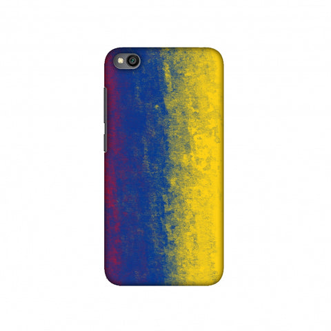 Football - Love For Colombia Slim Hard Shell Case For Redmi Go