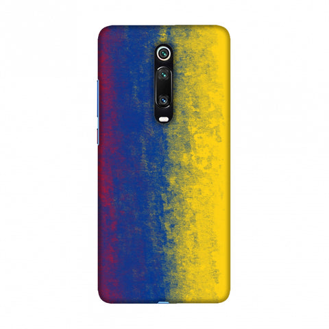 Football - Love For Colombia Slim Hard Shell Case For Redmi K20/K20 Pro