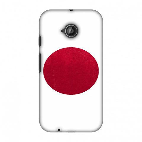 Love For Japan Slim Hard Shell Case For Motorola Moto E 2nd Gen