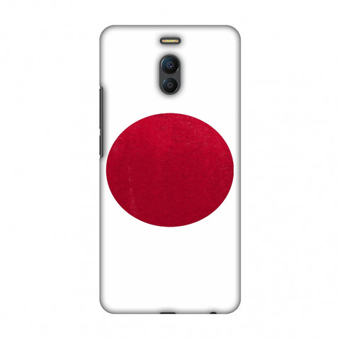 Love For Japan Slim Hard Shell Case For Meizu Note 6